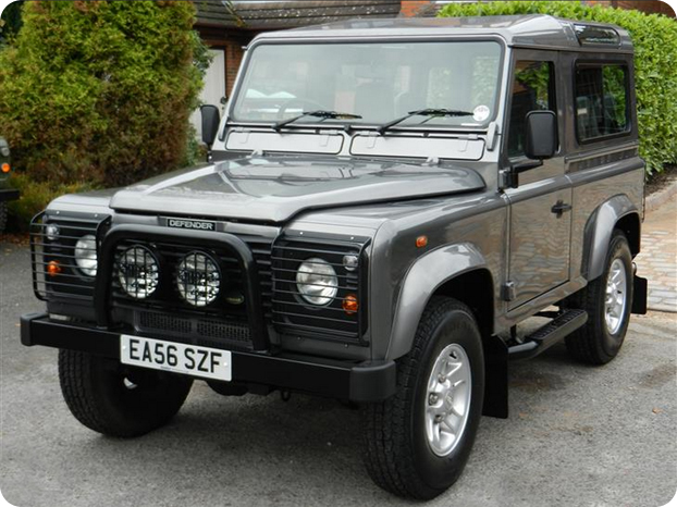 2006 56 Land Rover Defender Td5 90 County Station Wagon